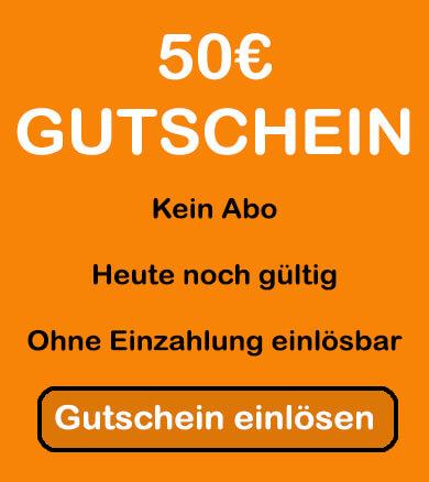 50€ Sexchat Gutschein